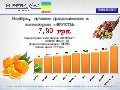 Best offers of retailers for Fruits and Vegs_UA_Nov13