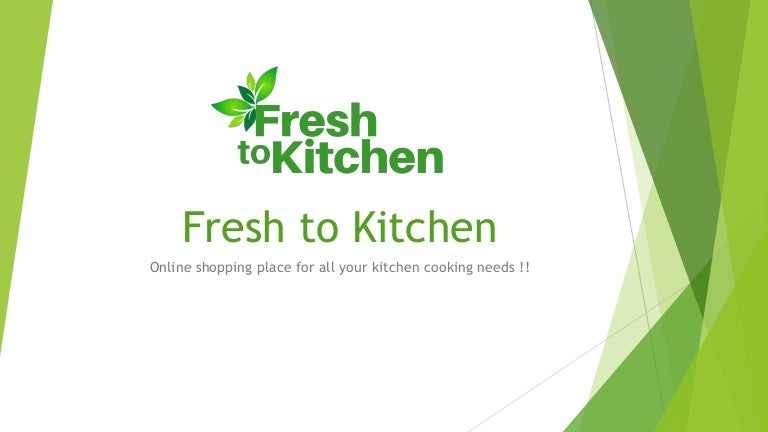 Fresh To Kitchen Online Shopping For Vegetables Fish Chicken Mea