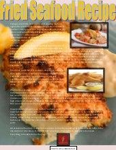 Fried seafood recipe