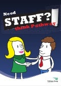 Avoid asking friends and family when recruting staff - Need Staff, Think Pathway, Contact Pathway