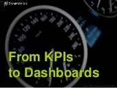 From KPIs to dashboards