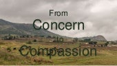 From Concern to Compassion - 14 July 2019 - Clayton Nel
