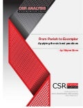 From Pariah to Exemplar:   CSR & Stakeholder engagement in six best practices