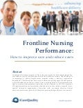 Frontline Nursing Performance and Continuious Improvement 2014
