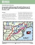 USGS Assessment for Size of Marcellus Shale