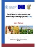 Food Security Information and Knowledge Sharing System User Manual
