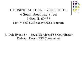 Fss Participant Orientation1