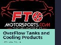FT86MotorSports for OverFlow Tanks and Cooling Products