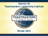 Upgrade Your Toastmasters Club Website