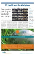 Financial Times Special Report - Health & The Workplace