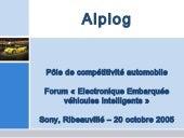 Forum Electronique Embarqué - Véhicules Intelligents