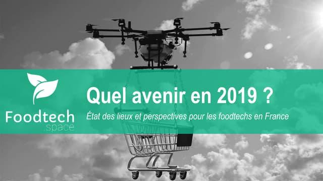 L'avenir de la Foodtech en 2019 en France - Google Numériques