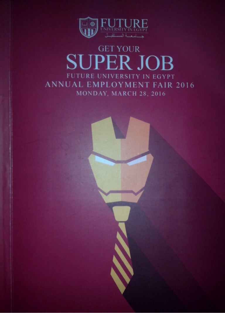 Fue annual employment fair 2016 booklet kristyandbryce Gallery