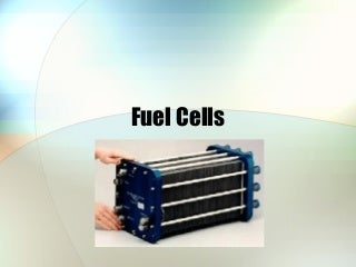 Fuel cells presentation