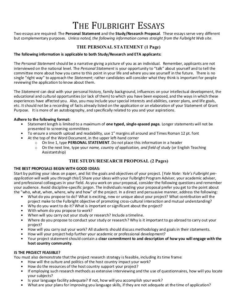 fulbright personal statement eta examples