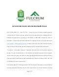Fulcrum Partners Houston Led by Executive Benefits Pioneers