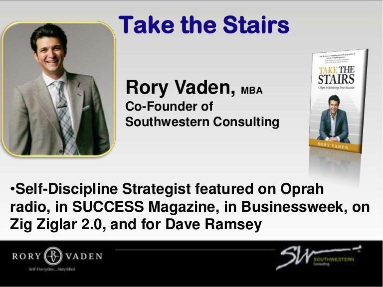Full 2012 Take The Stairs Keynote Basic