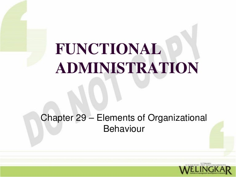 Aswathappa Organisational Behaviour Ebook