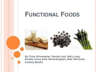 functional foods linkedin
