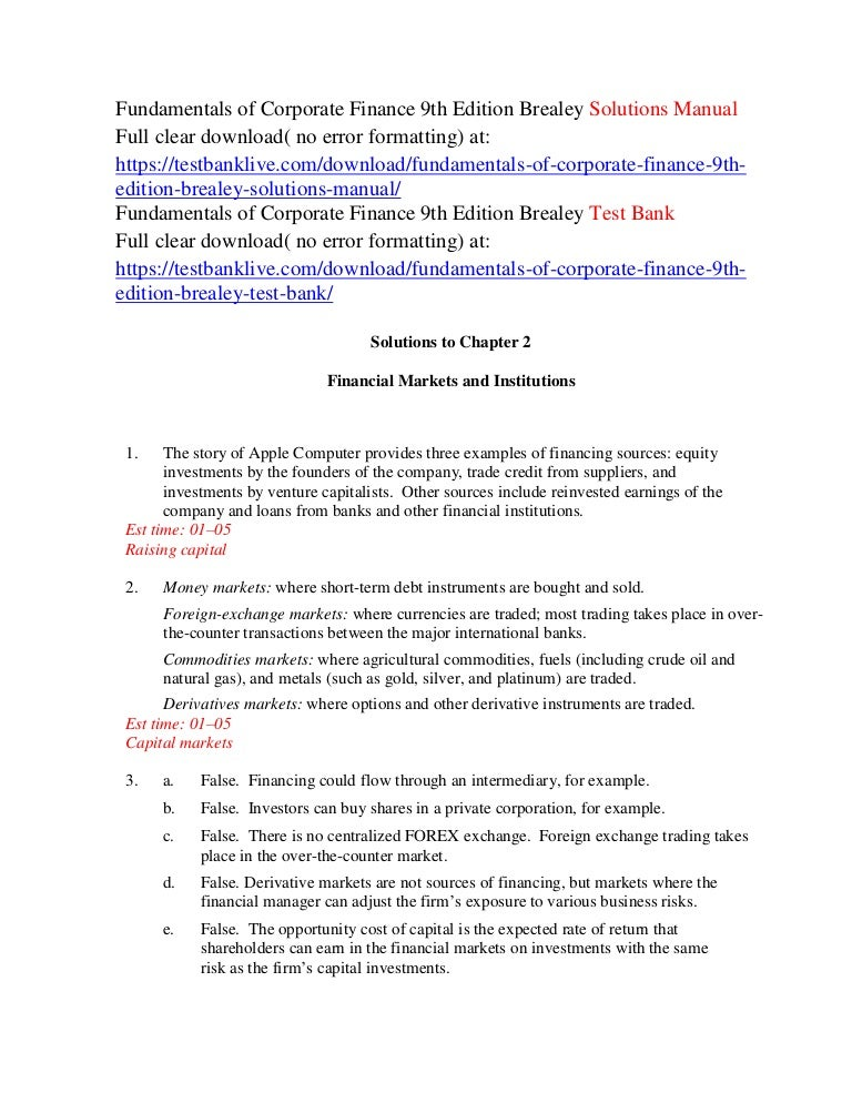 """How to get the test bank for """"fundamentals of investing (13th."""