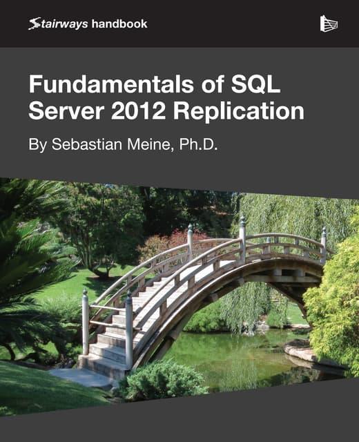 Fundamentals of sql server 2012 replication e book
