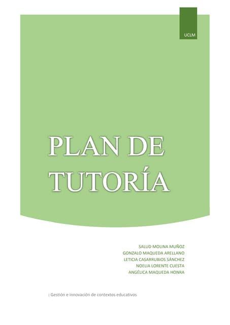 Fundamentos teóricos de la acción tutorial