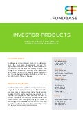 Fundbase Investor Products