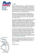 Sample letter for voters and taxpayers to asking your Congressmen to …