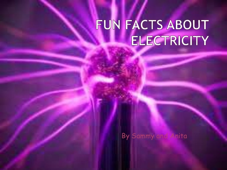 [VIDEO] Interesting Facts About Electricity |Electricity Fun