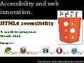 Accessibility and web innovation. (no notes)