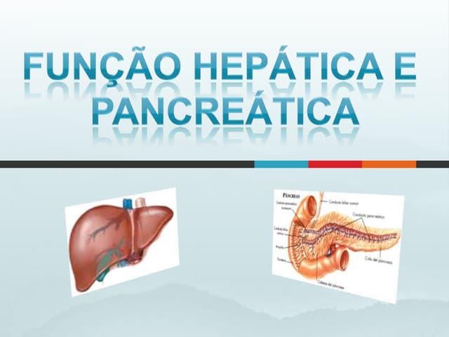Função panc e hepat   alunos