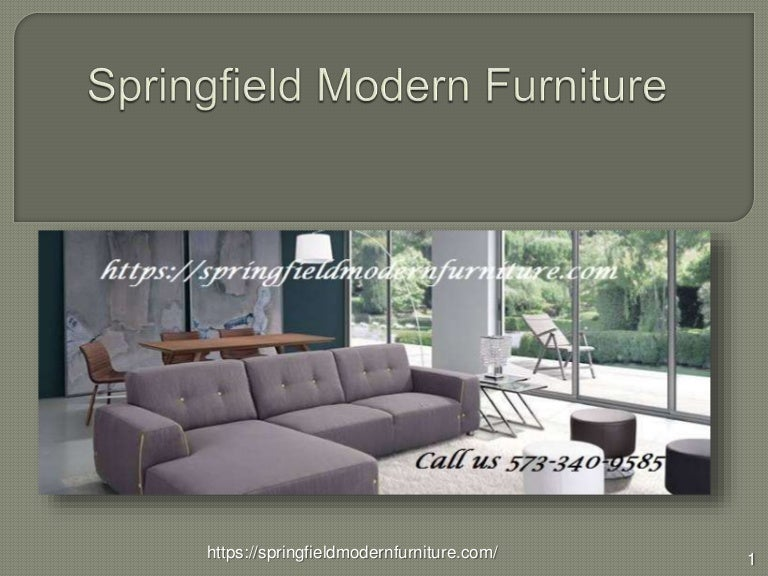 Furniture Stores in Springfield Missouri - springfieldmodernfurniture