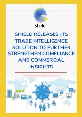 Further Strengthen Compliance - Trade Intelligence Solution