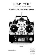 Manual Trasmisor Y Recividor De Fly Dream 08122009 V1