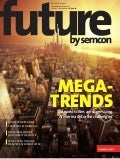 Megacities (Future by Semcon Magazine #3/2012)