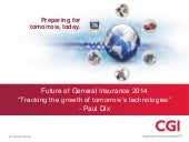 Future of general insurance