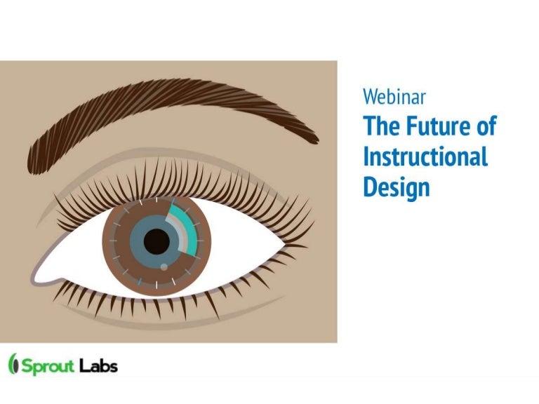 Future of instructional design