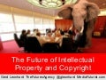The Future of IPR and Copyright (presentation at TedX NewStreet London)
