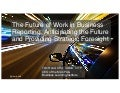 Future of Work in Business Reporting - Data Amplified 11-06-17