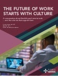 The Future of Work Starts with Culture - a BLI Report