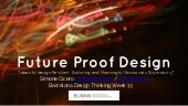 Futureproofdesign