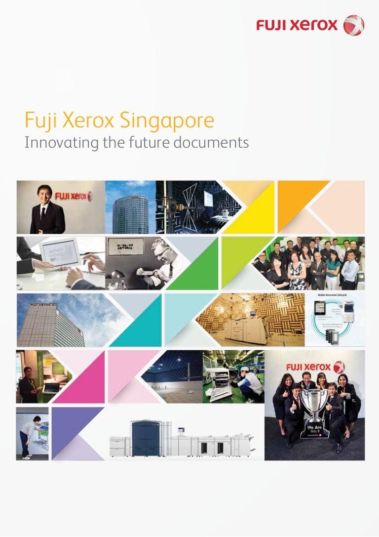 About Fuji Xerox Singapore