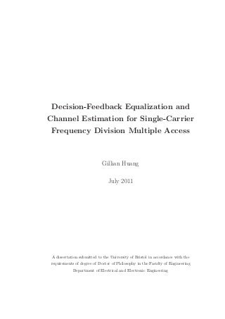 Phd thesis on network on chip