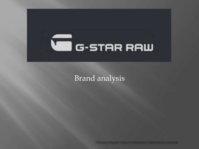 a269e53f3dc3fa G-Star Raw