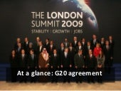 At a glance: G20 agreement