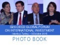 Photo Book: G20-OECD Global Forum on International Investment 2015