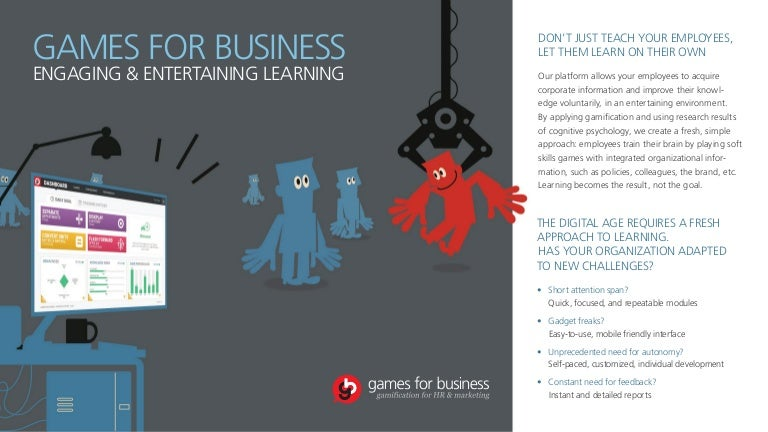 Games for business learning platform ccuart Image collections