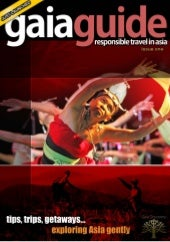 Gaia guide2011 for eco travellers