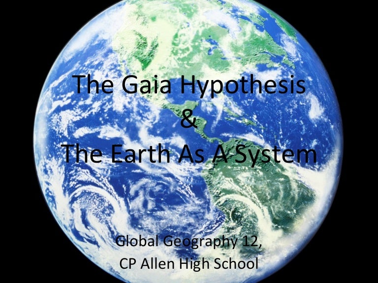 lovelocks gaia hypothesis essay The gaia hypothesis (/ˈɡaɪə/ ghy-ə, /ˈɡeɪə/ gay-ə), also known as the gaia theory or the gaia principle, proposes that living organisms interact with their inorganic surroundings on earth to form.