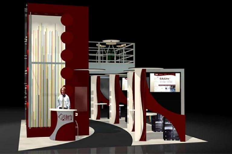 Exhibition Stand Activity Ideas : Exhibit design trade show display ideas